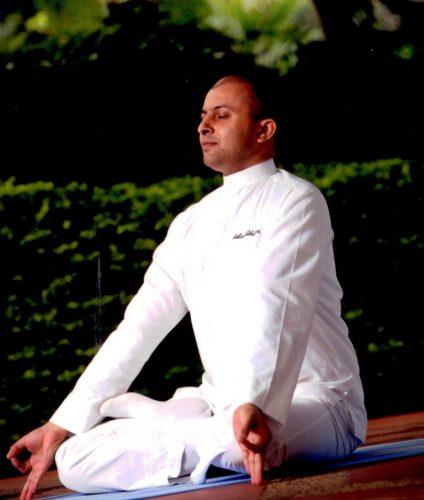 Ashish-Meditation