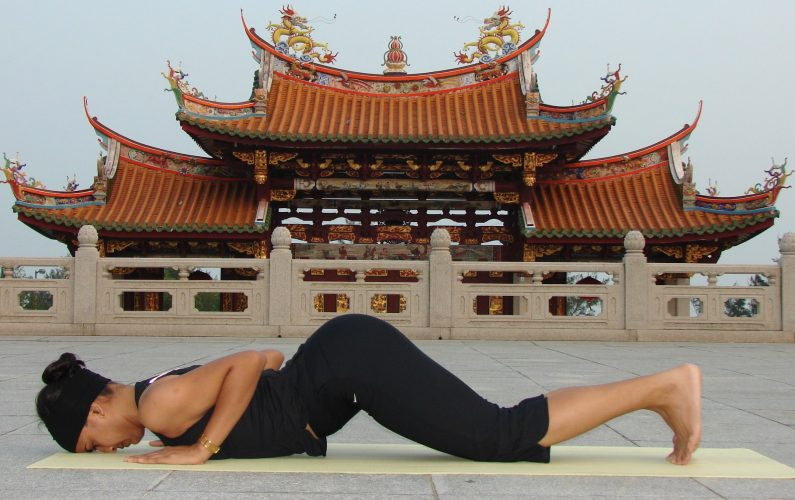 Traditional ashtanga yoga